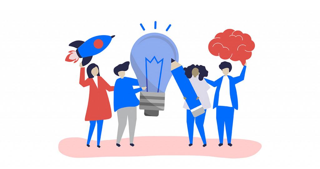 imagem representando inovação social